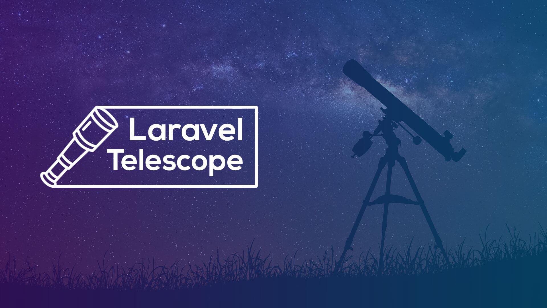 laravel telescope 1 - وبلاگ